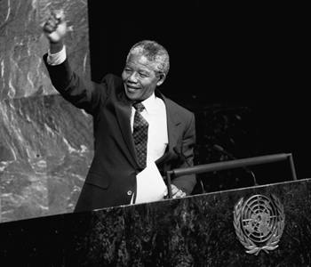 Secretary-General pays tribute to Nelson Mandela